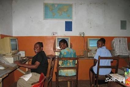 Компьютеризация в Африке