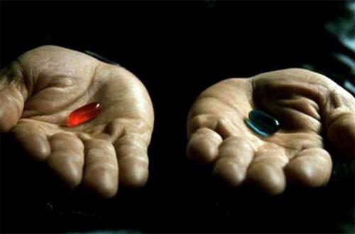 Жестокие таблетки!!!