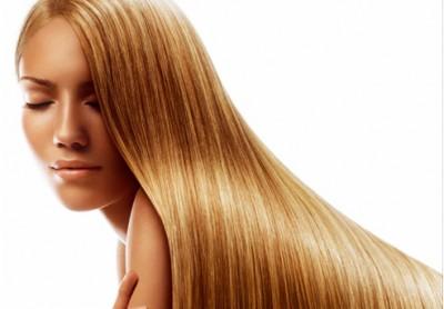 Уход за длинными волосами.