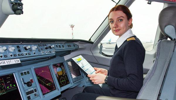 Вы когда нибудь хотели стать пилотом?