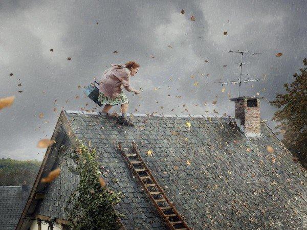 Креативные фотографии Gregor Collienne.