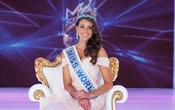 Мисс Мира 2015