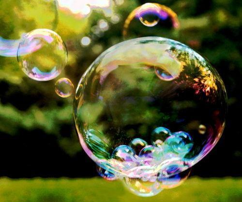 Мыльные пузырики