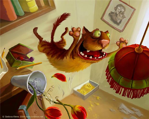 Иллюстрации Елены Седовой.