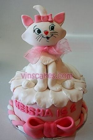Кошачьи торты.