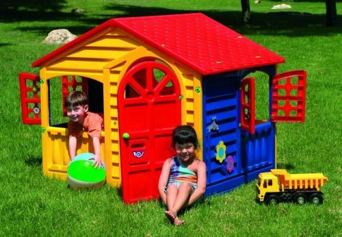 Домики для детей.