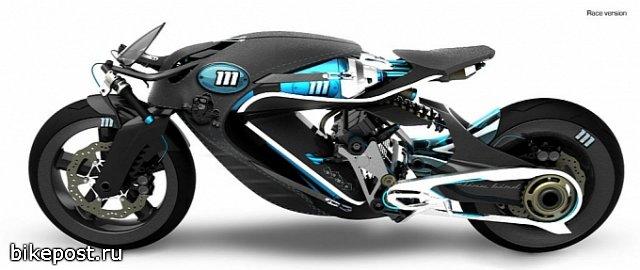 Концепт мотоцикла