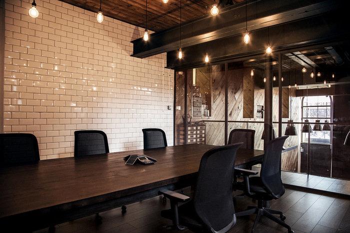 Стильный офис.