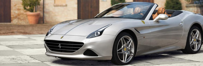 2015 Ferrari California - Первые живые фото