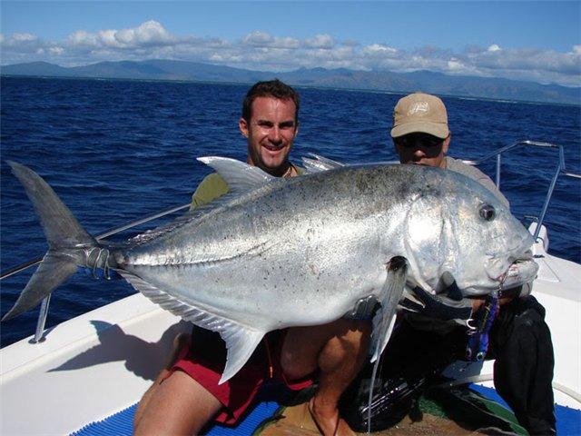 Рыбалка в Тайланде.