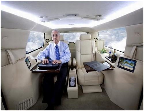 Офис на колёсах