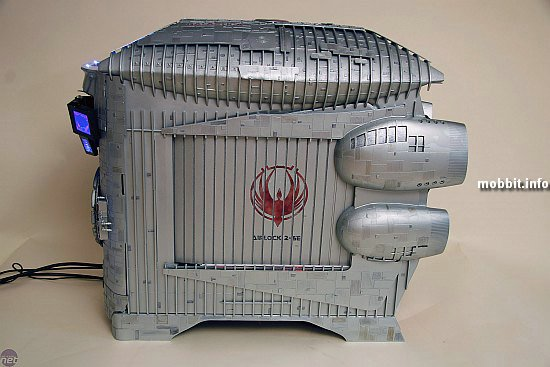 Battlestar Galactica PC - отличный моддинг
