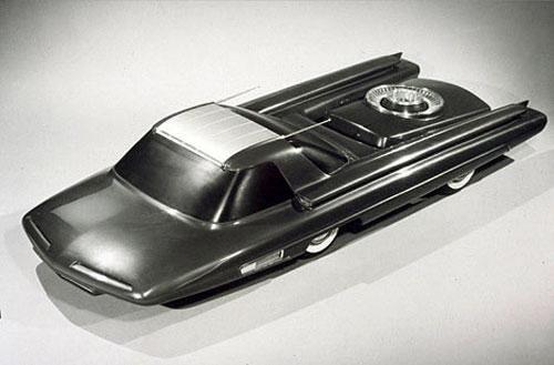 Концепт-кары: топ-10 невероятных дизайнов