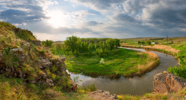 Фото природы Украины.