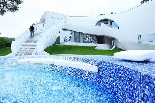 Дом Casa Son Vida в Испании.