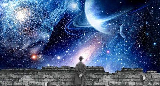 Вселенная прекрасна.
