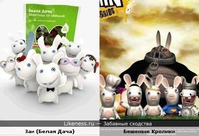 Злые кролики