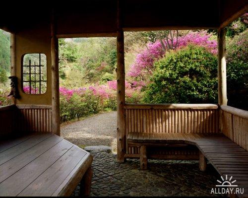 Японские сады (William Corey)