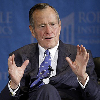 Откровенное интервью с Бушем