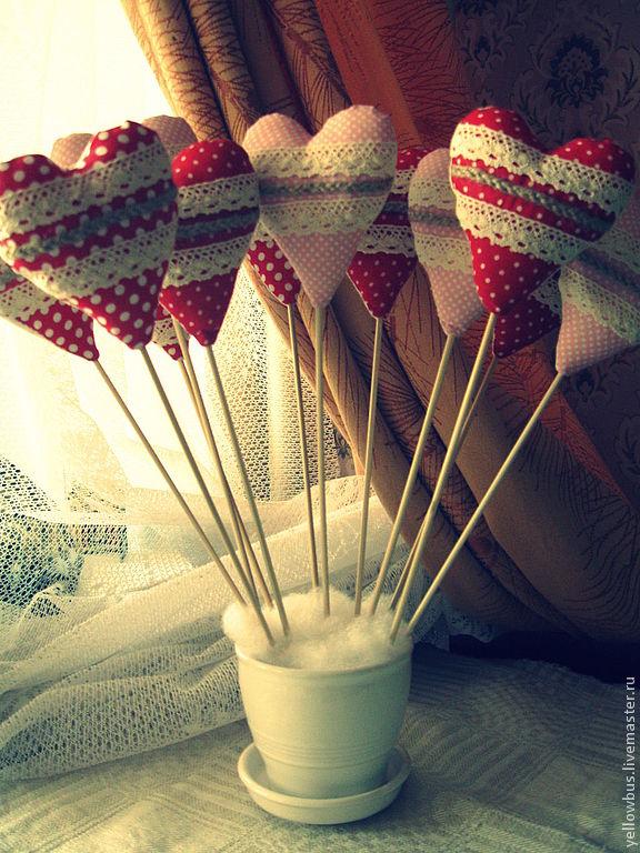 Текстильные сладости.